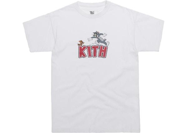ea23ae62 Kith x Tom & Jerry Tee White