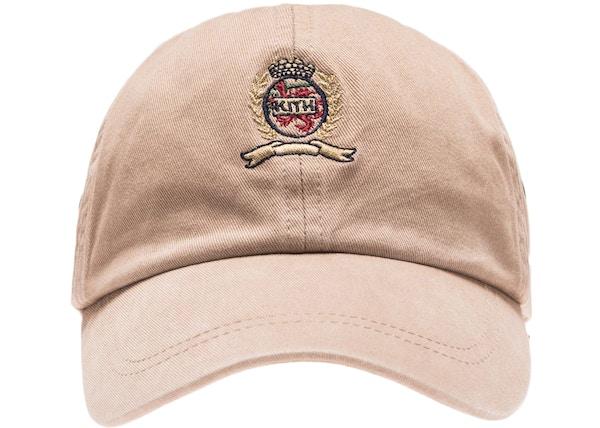 fe52c69e Kith x Tommy Hilfiger Crest Cap Khaki