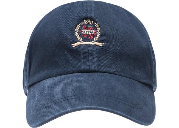 6d6f7cc8 Kith x Tommy Hilfiger Crest Cap Navy