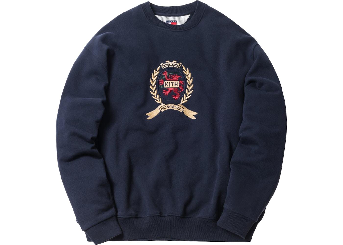 31bad47c Streetwear - Kith Tops/Sweatshirts - Total Sold