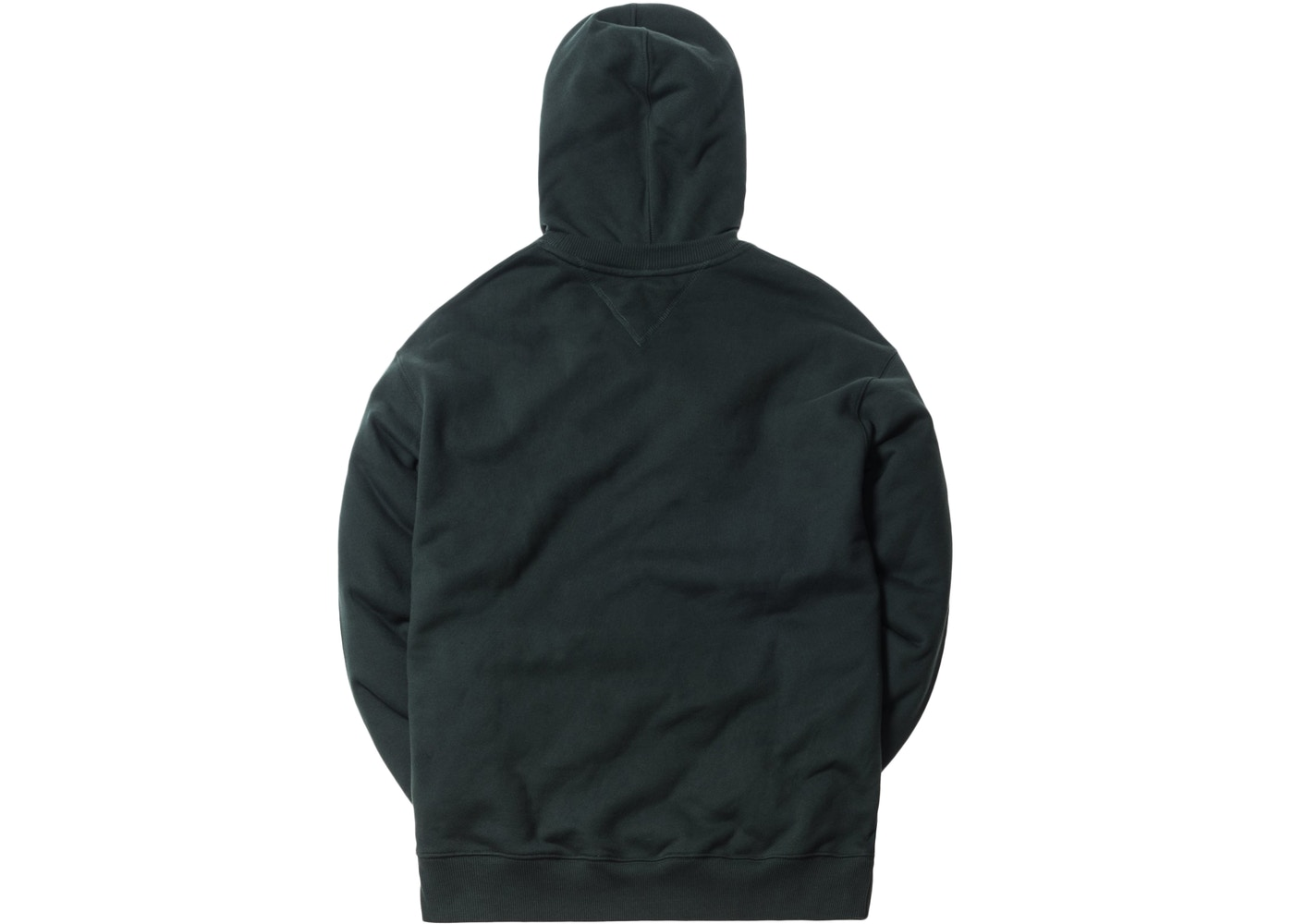 a2c67fd1 Kith x Tommy Hilfiger Crest Hoodie Forest - FW18