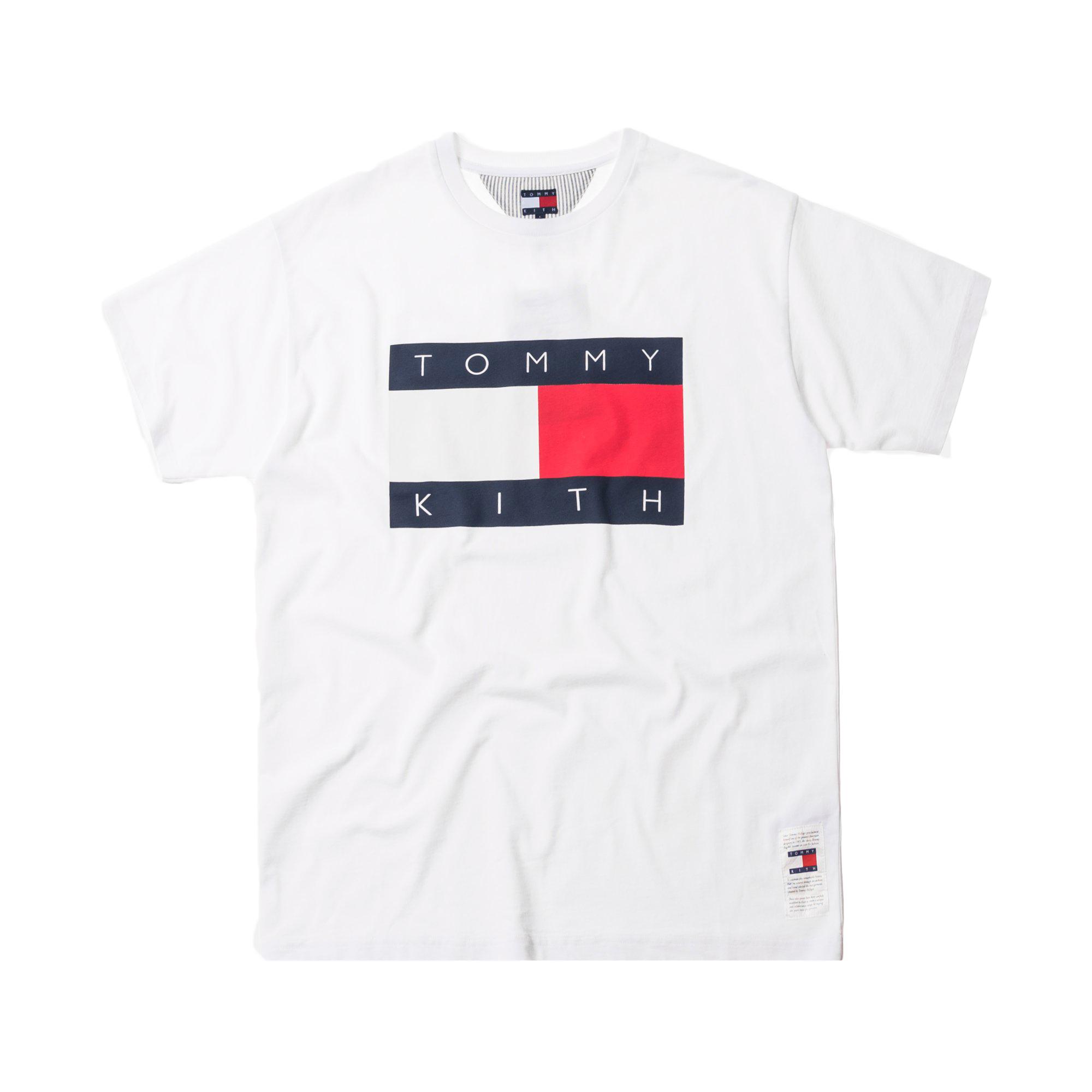 tommy hilfiger white shirt