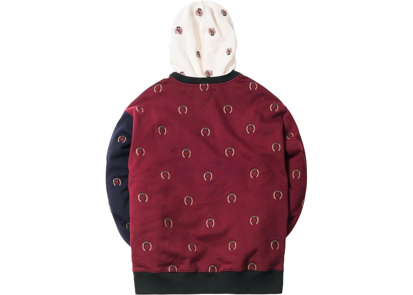 b9e6c21454 Sell. or Ask. Size  XL. View All Bids. Kith x Tommy Hilfiger Full  Embroidered Crest ...