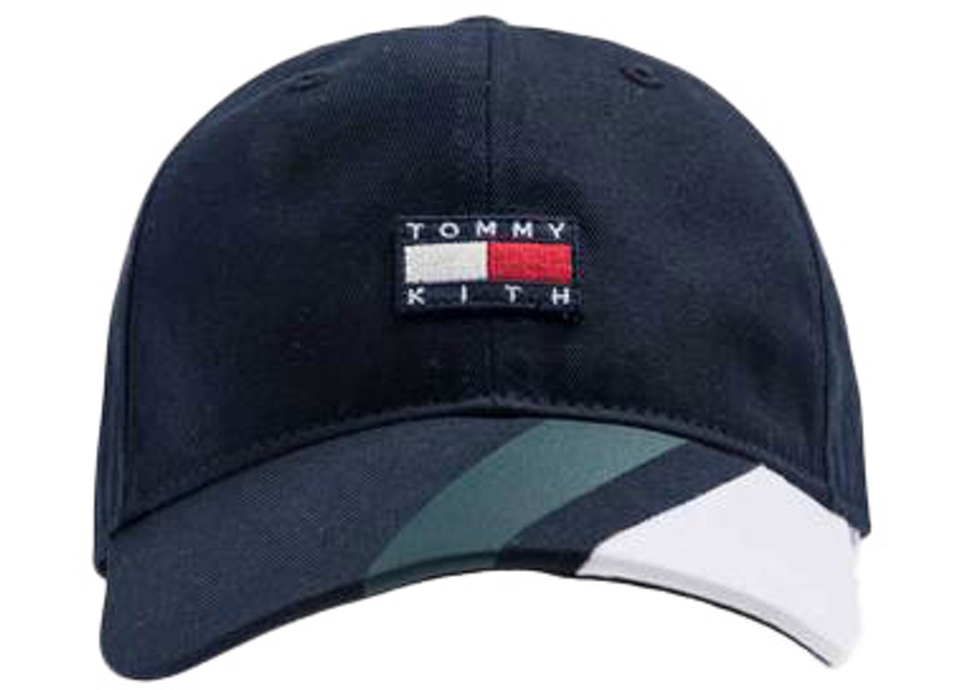 d52c9b0d7 Sell. or Ask. View All Bids. Kith x Tommy Hilfiger Mini Flag Cap Navy
