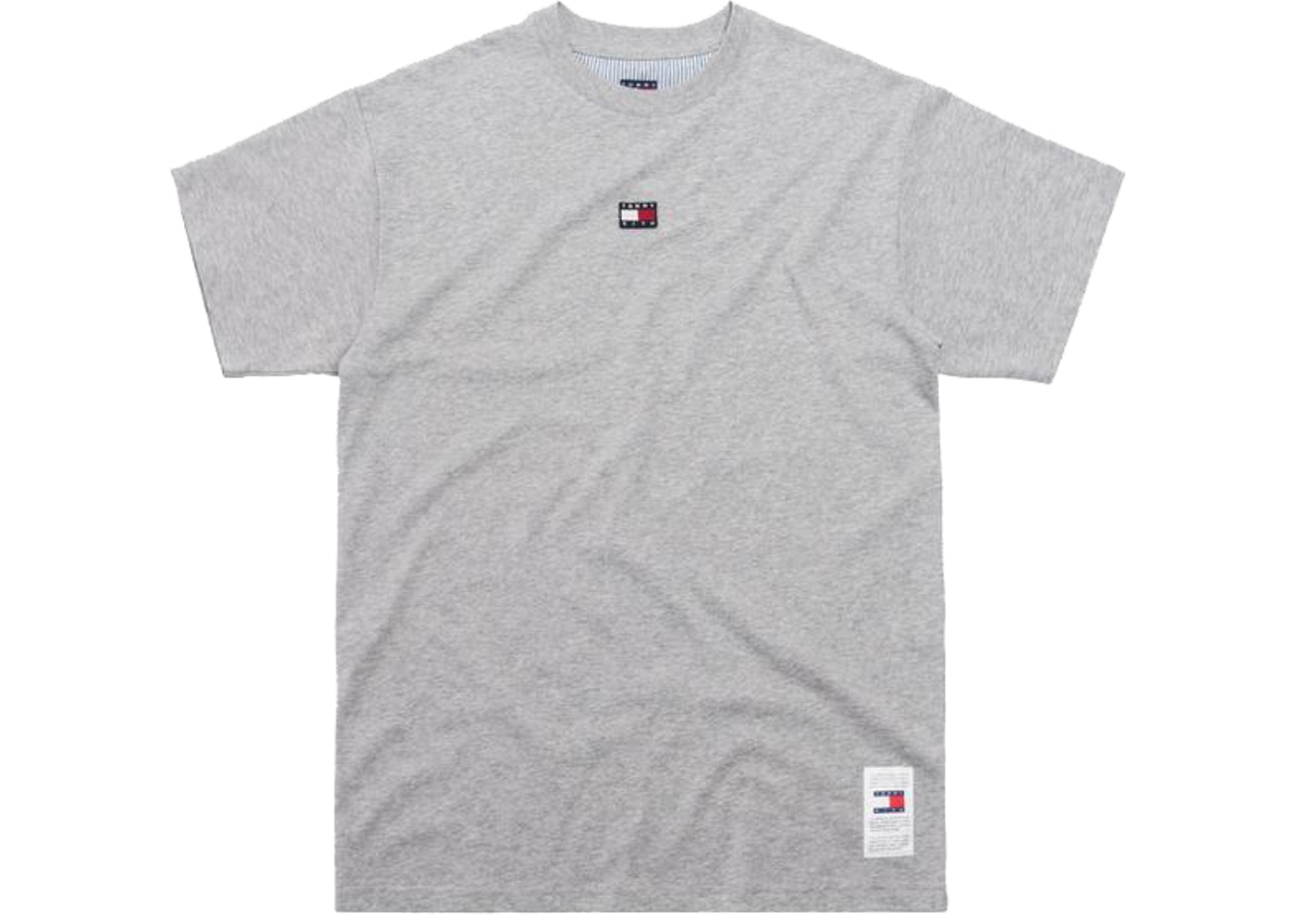 dc30b171 Kith x Tommy Hilfiger Mini Flag Tee Grey - SS19