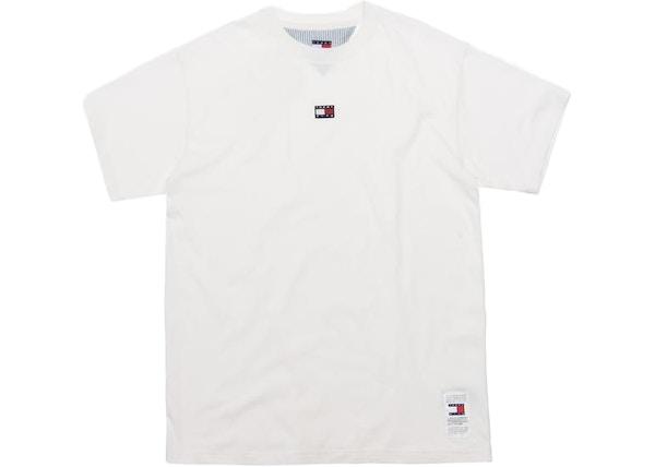 02c065b8f Kith x Tommy Hilfiger Mini Flag Tee White