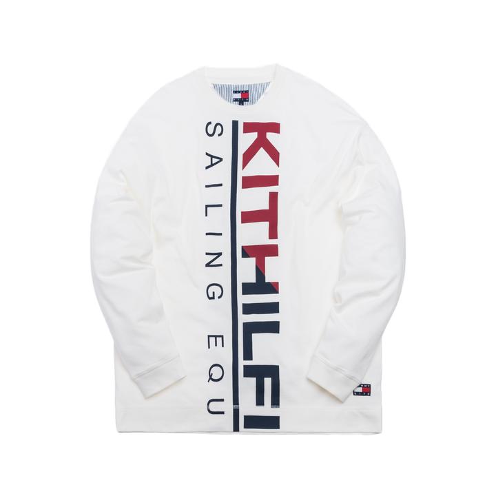 kith tommy hilfiger t shirt