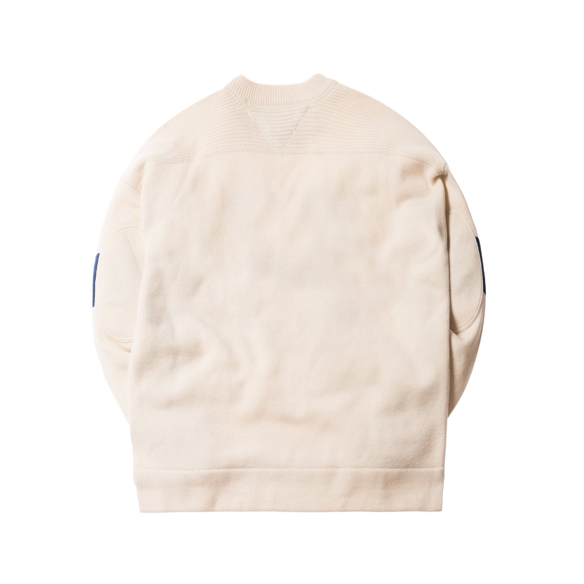 Kith X Tommy Hilfiger Varsity H Sweater Ivory Fw18