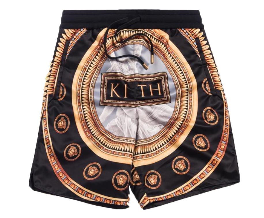 Kith x Versace Nylon Short Greco