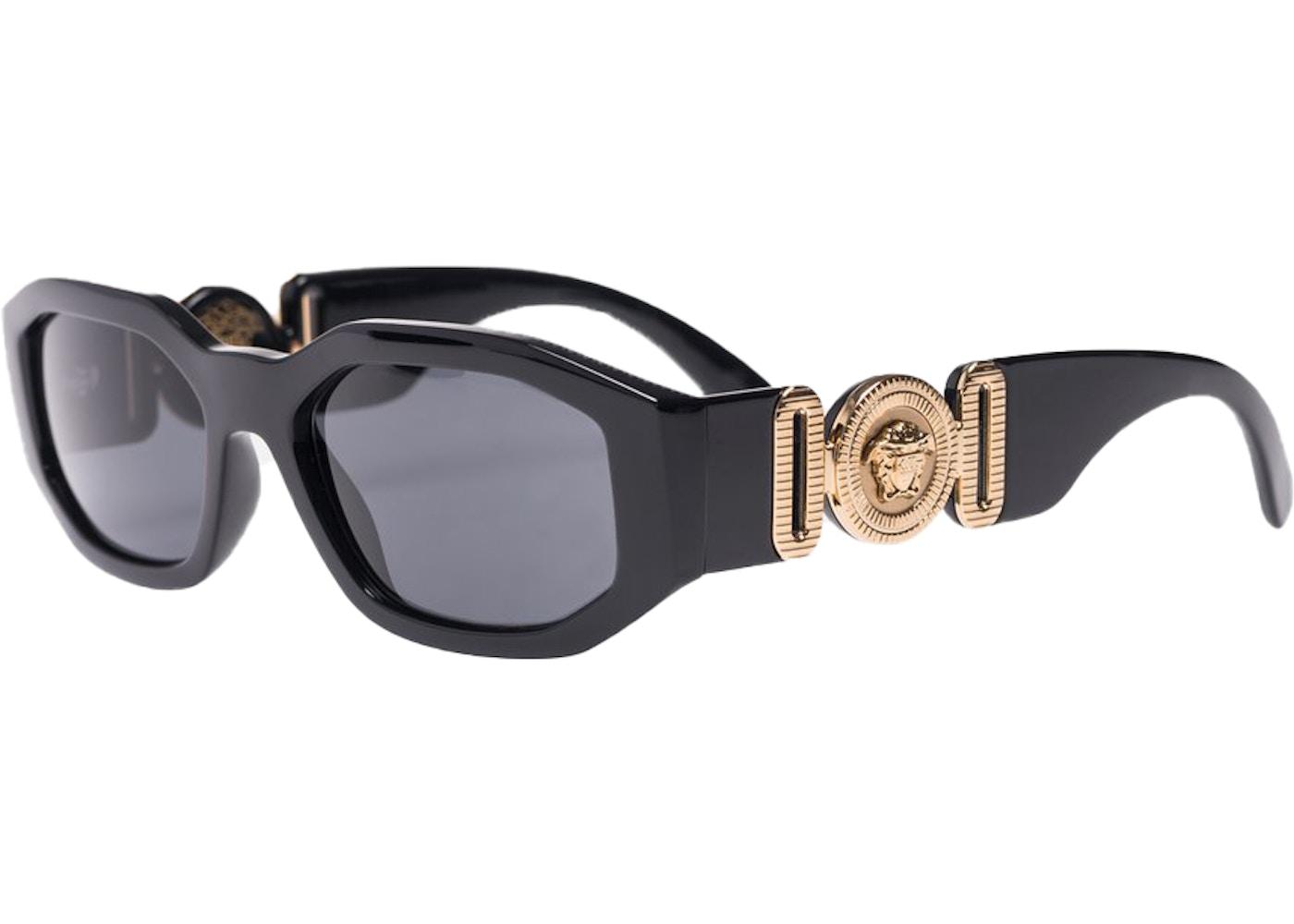 51f8e2081da3 Sell. or Ask. View All Bids. Kith x Versace Sunglasses Black Gold