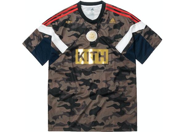 Kith x adidas Match Jersey Rays Home