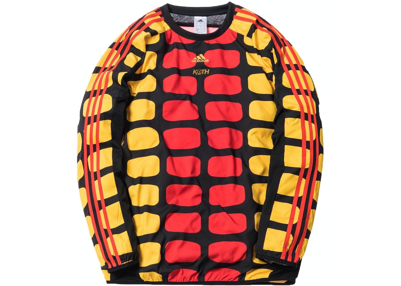 db96aea8801 Kith x adidas Soccer Goalie Jersey Cobras - SS18