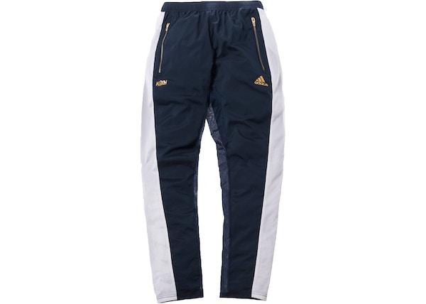 12c89be7 Kith x adidas Soccer Goalie Pant Flamingos