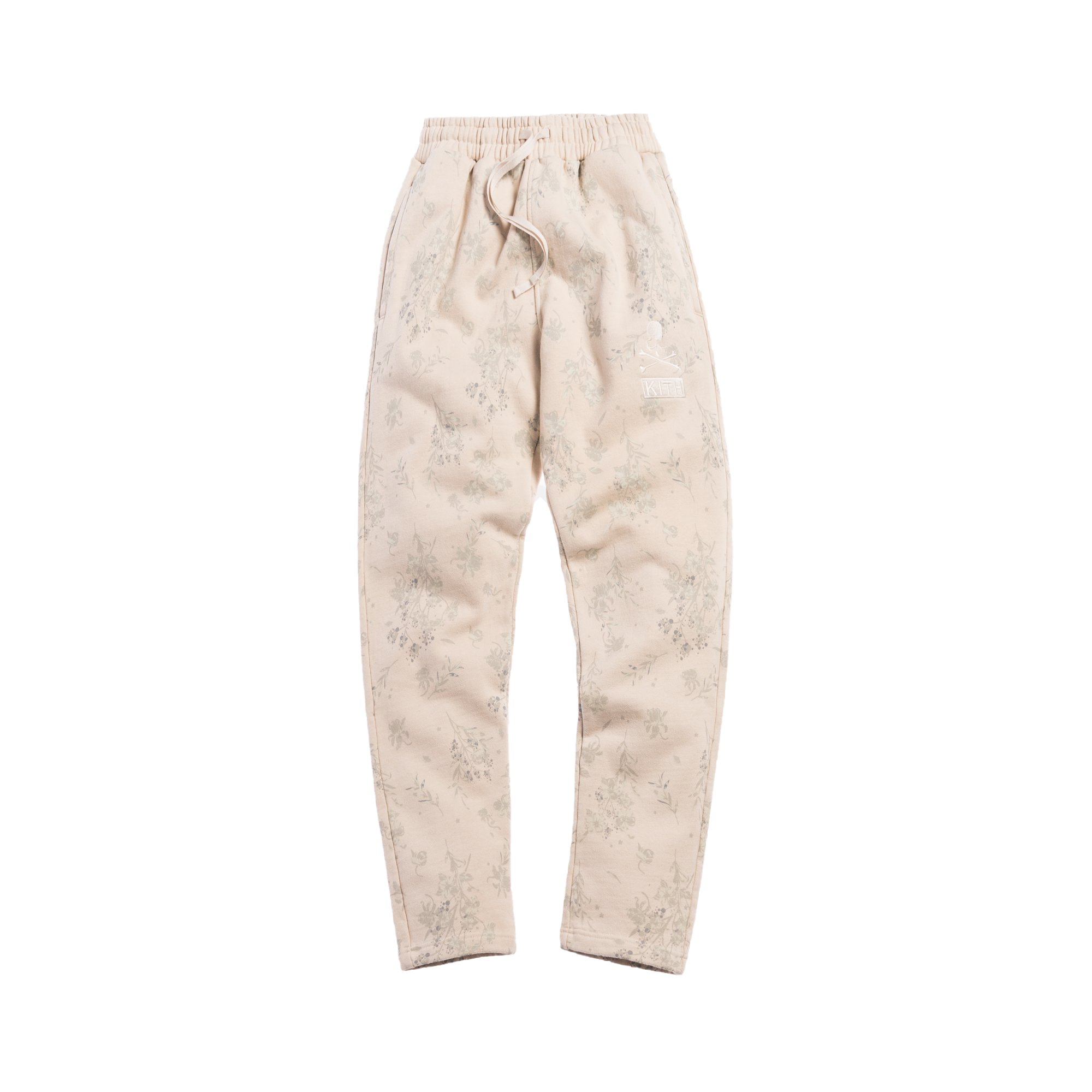 Kith x mastermind WORLD Fleece Sweatpants Turtle Dove