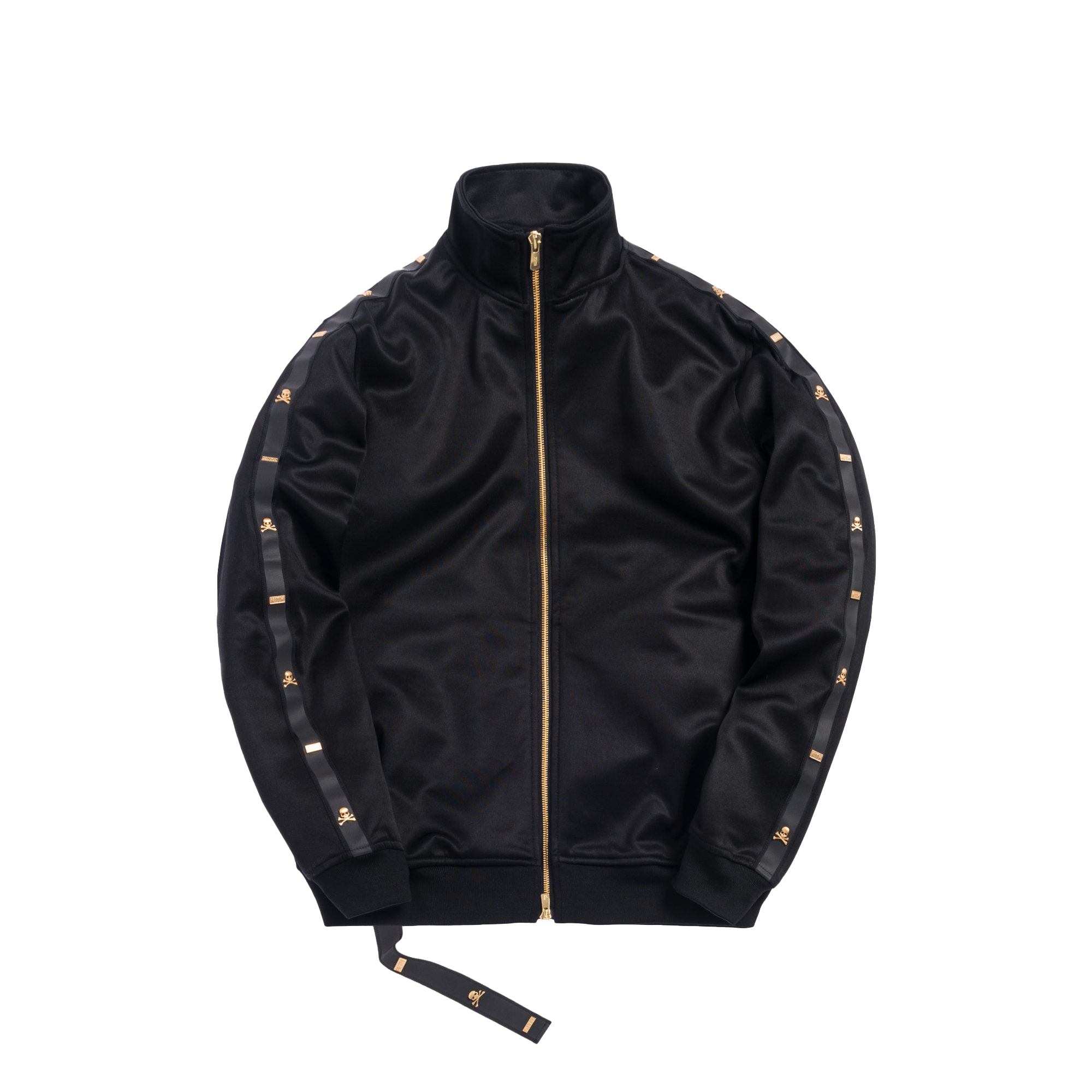 Kith x mastermind WORLD Track Jacket Black