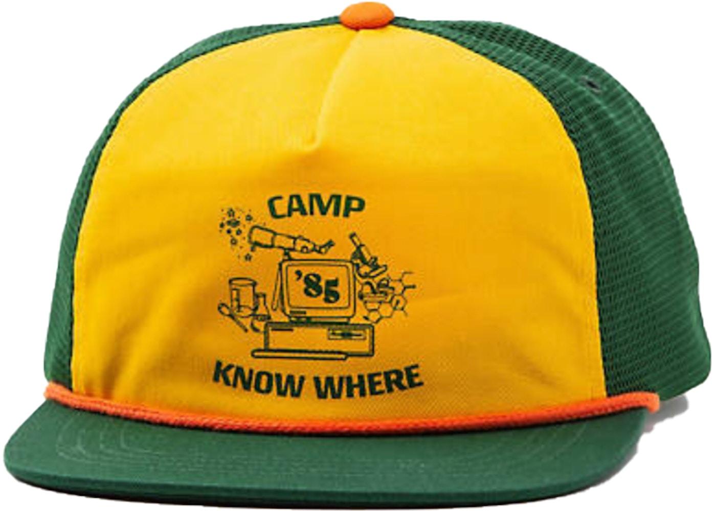 76356ae22 Levis x Stranger Things Hat Light Green