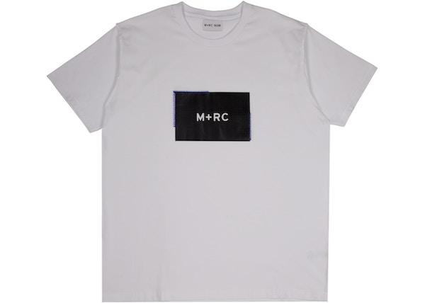 c7ea95f399cf MRC Noir Stitched Box Logo Tee White