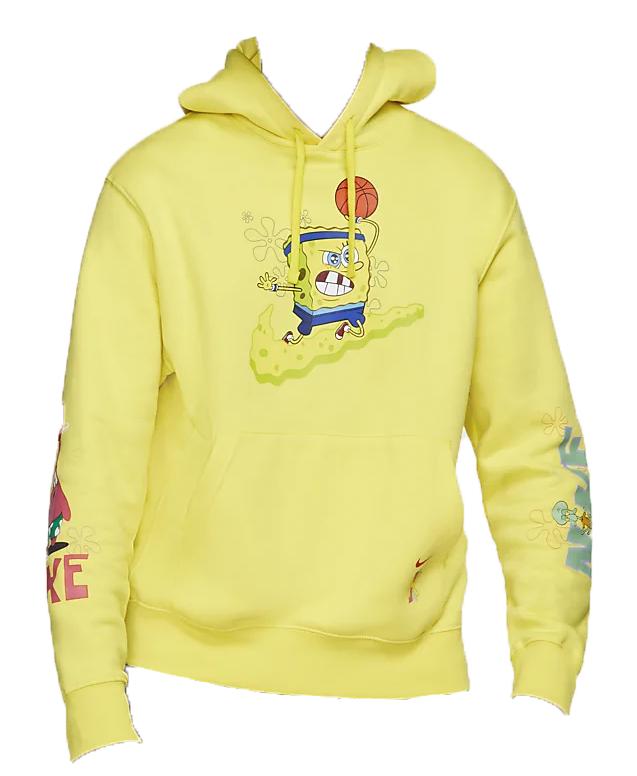 Nike Kyrie x Spongebob Dri-Fit Hoodie