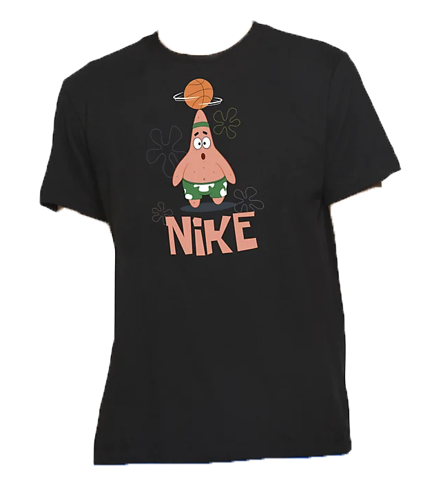 Nike Kyrie x Spongebob Dri-Fit Patrick