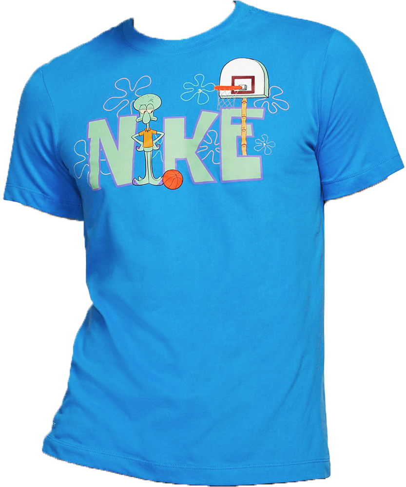 Nike Kyrie x Spongebob Dri-Fit