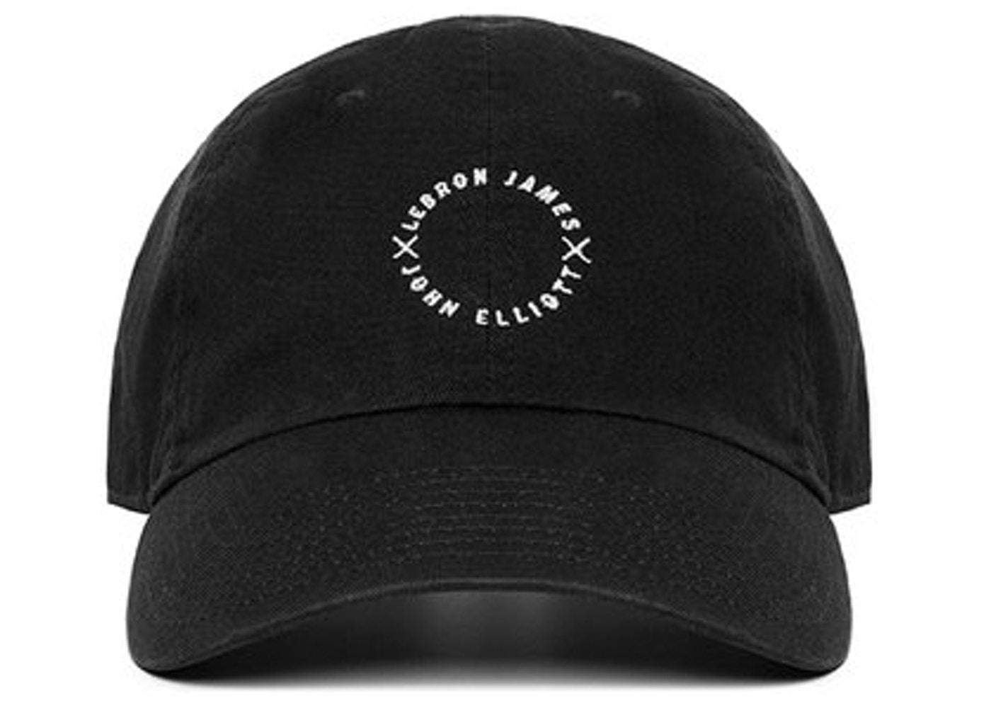 super popular 934fc f917a Nike Lebron James x John Elliott H86 Hat Black