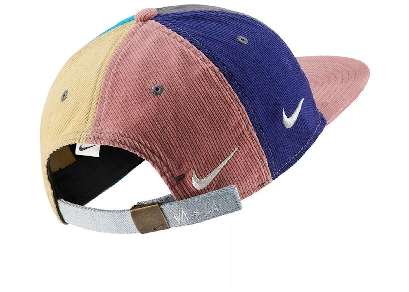 super popular cffde 30d13 Nike Sean Wotherspoon Heritage  86 Quickstrike Cap Multicolor