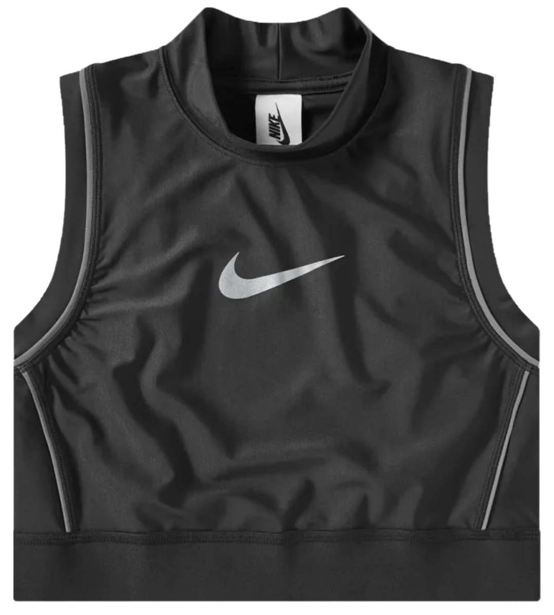 Nike x Ambush Women's Crop Top Black - FW18