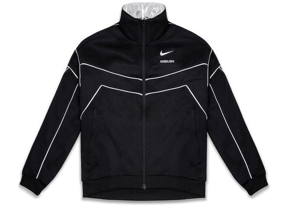 etiqueta llave inglesa revolución  Nike x Ambush Women's Reversible Jacket Black - FW18
