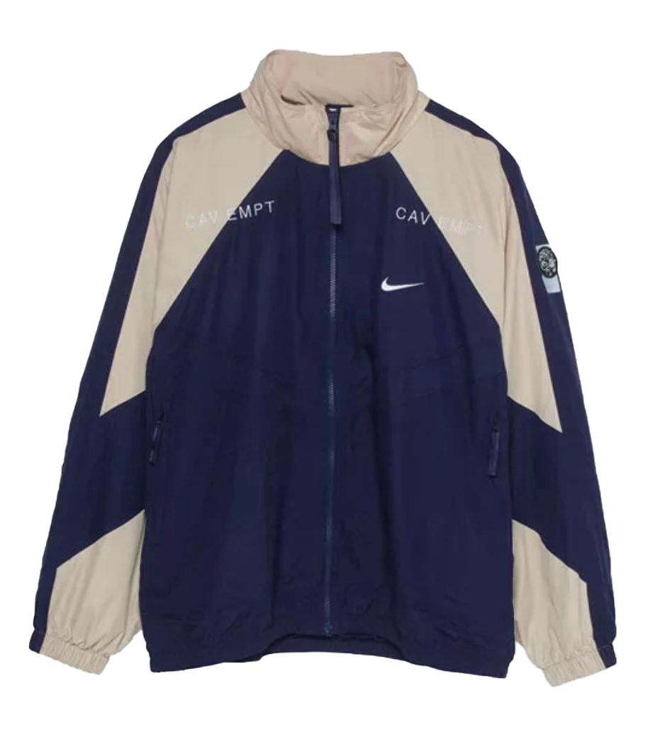 Nike x CE Track Jacket Navy/Tan