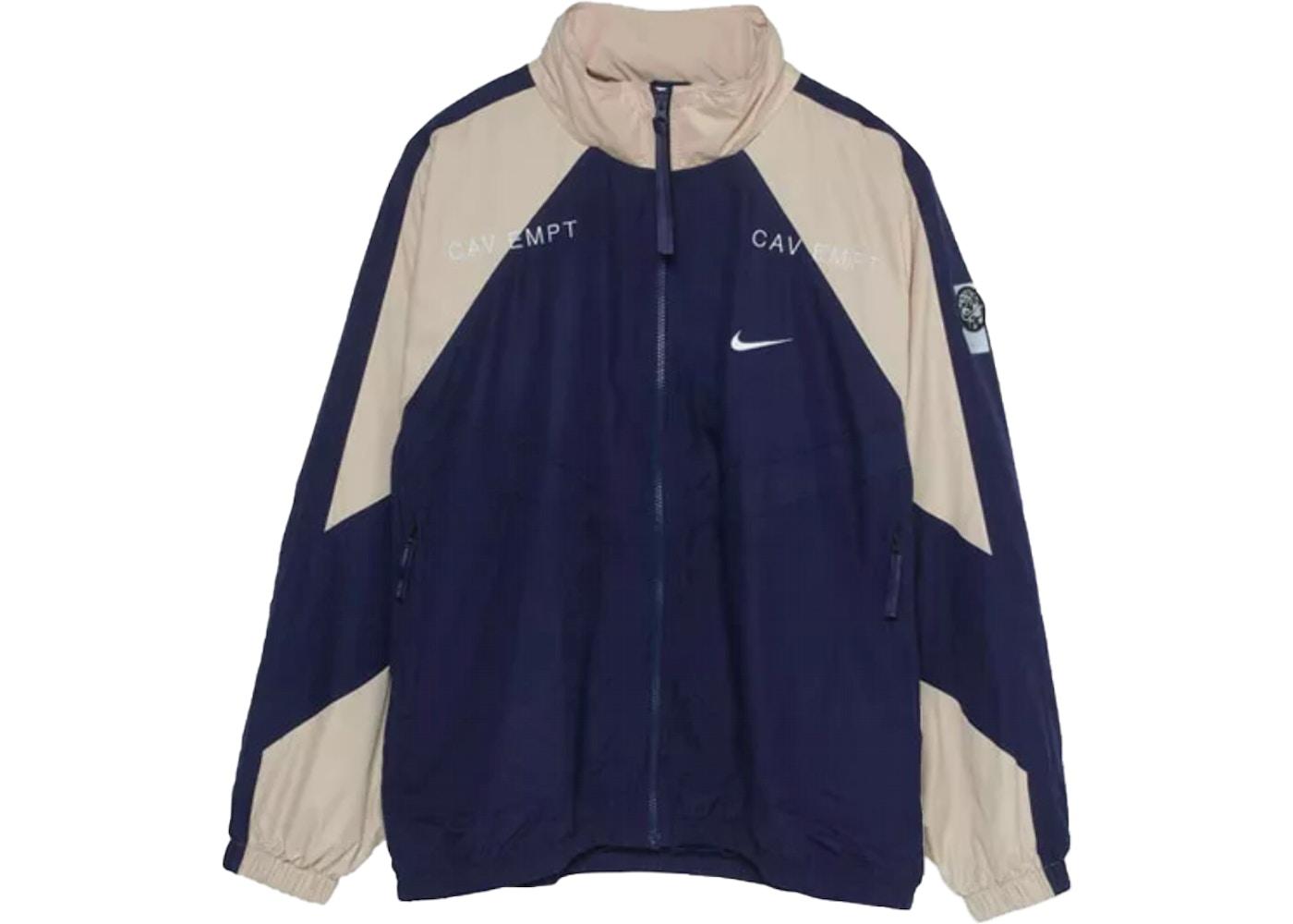 Nike x CE Track Jacket Navy Tan. x CE Track baf62286c