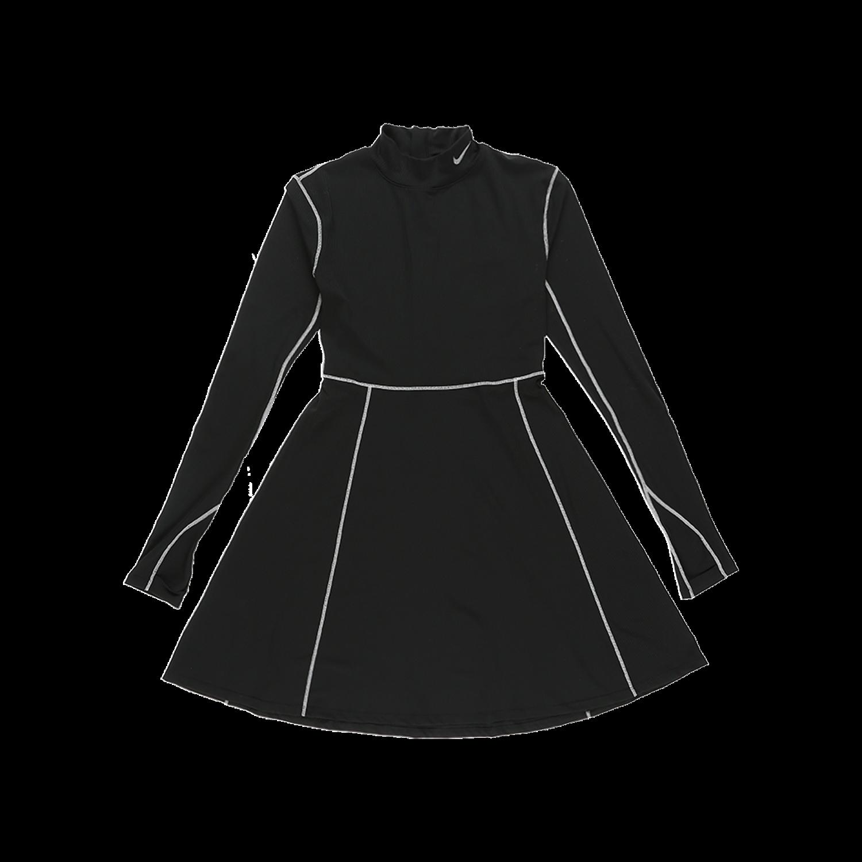Nike X Olivia Kim Tennis Dress Black Fw19