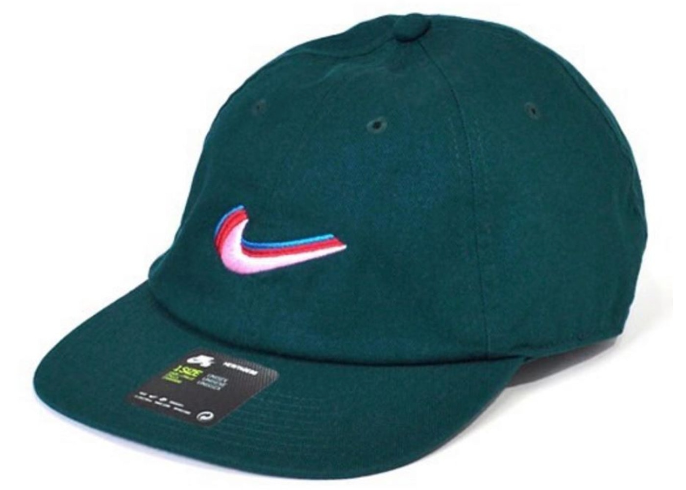 36dfc200 Nike x Parra Cap Forest Green - FW19