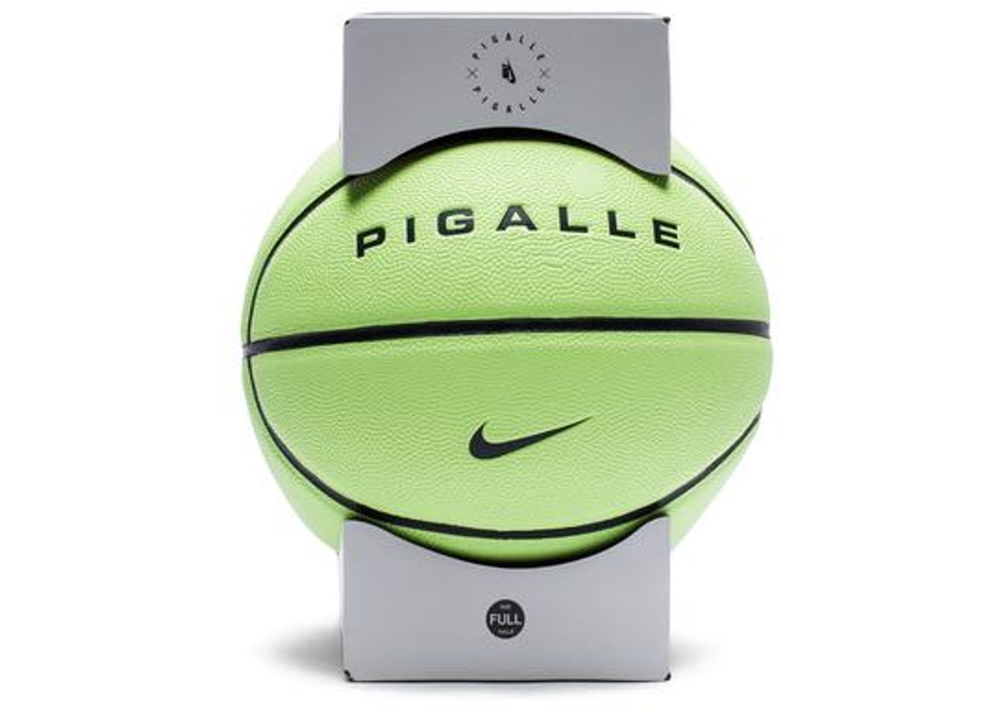 crisantemo Kenia latín  Nike x Pigalle Basketball Luminous Green - SS20