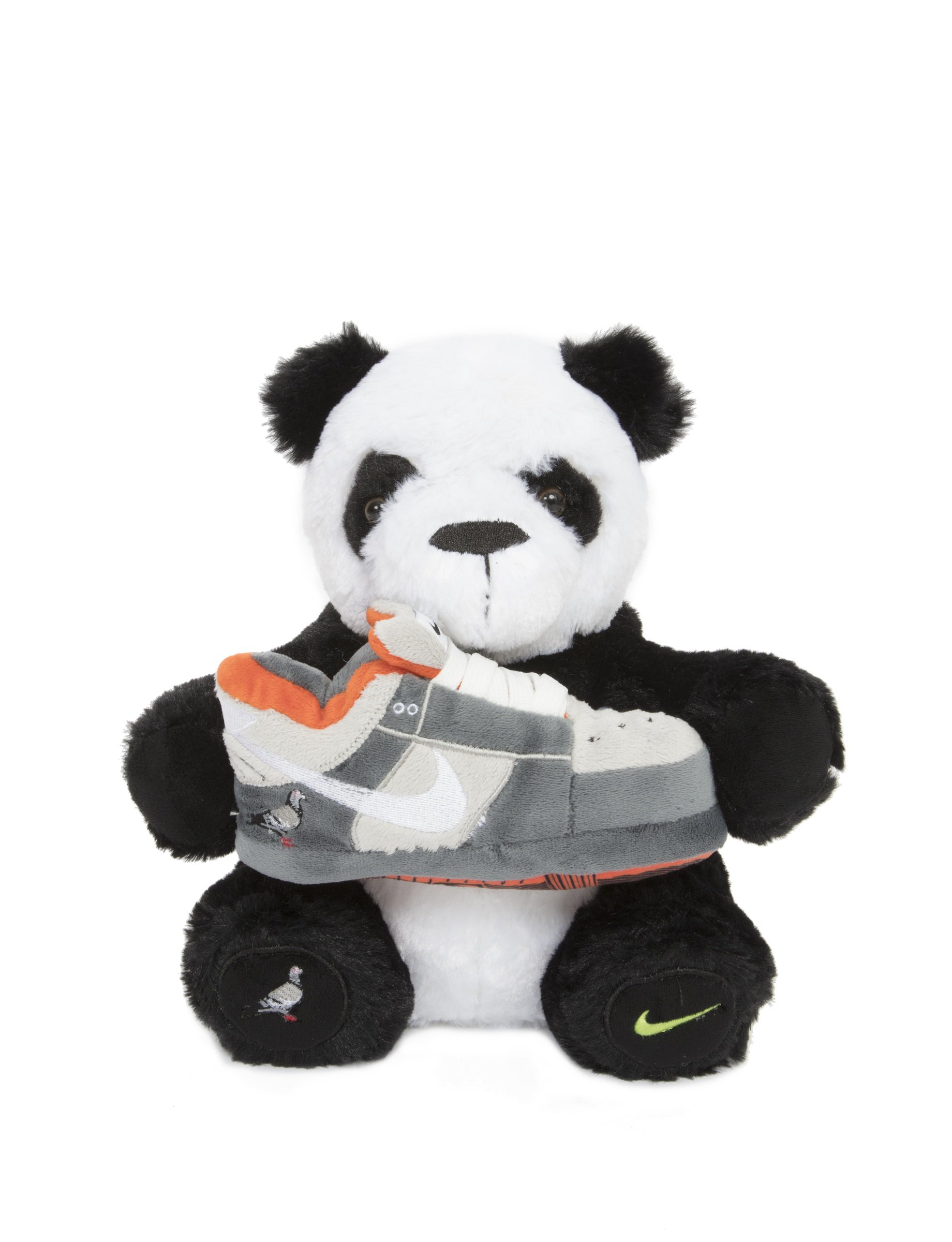 Nike x Staple Panda Pigeon Plush Black
