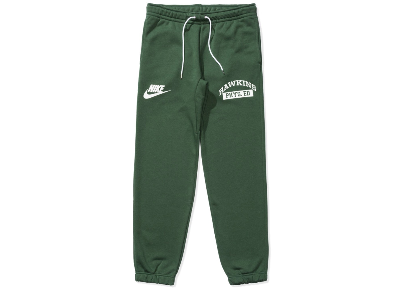 71df9a2f Sell. or Ask. Size M. View All Bids. Nike x Stranger Things Hawkins High  Sweatpant Green