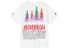 Nike x Stussy Douglas Firs to Palm Trees T-Shirt White