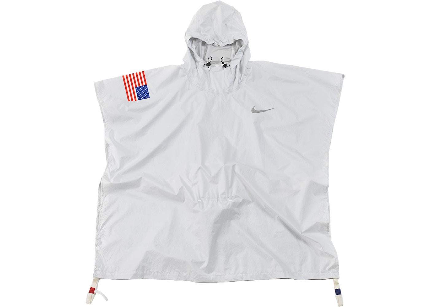 precio loco profesional de venta caliente unos dias Nike x Tom Sachs Exploding Poncho White - SS19