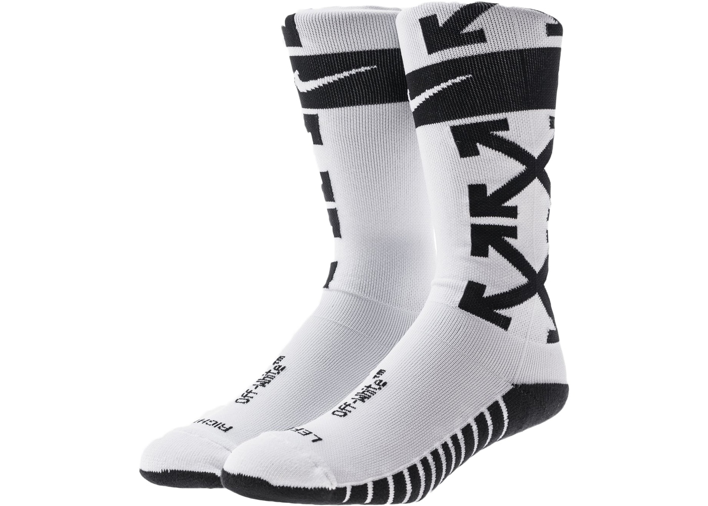 Nikelab x OFF-WHITE FB Socks White - SS18 d53597333