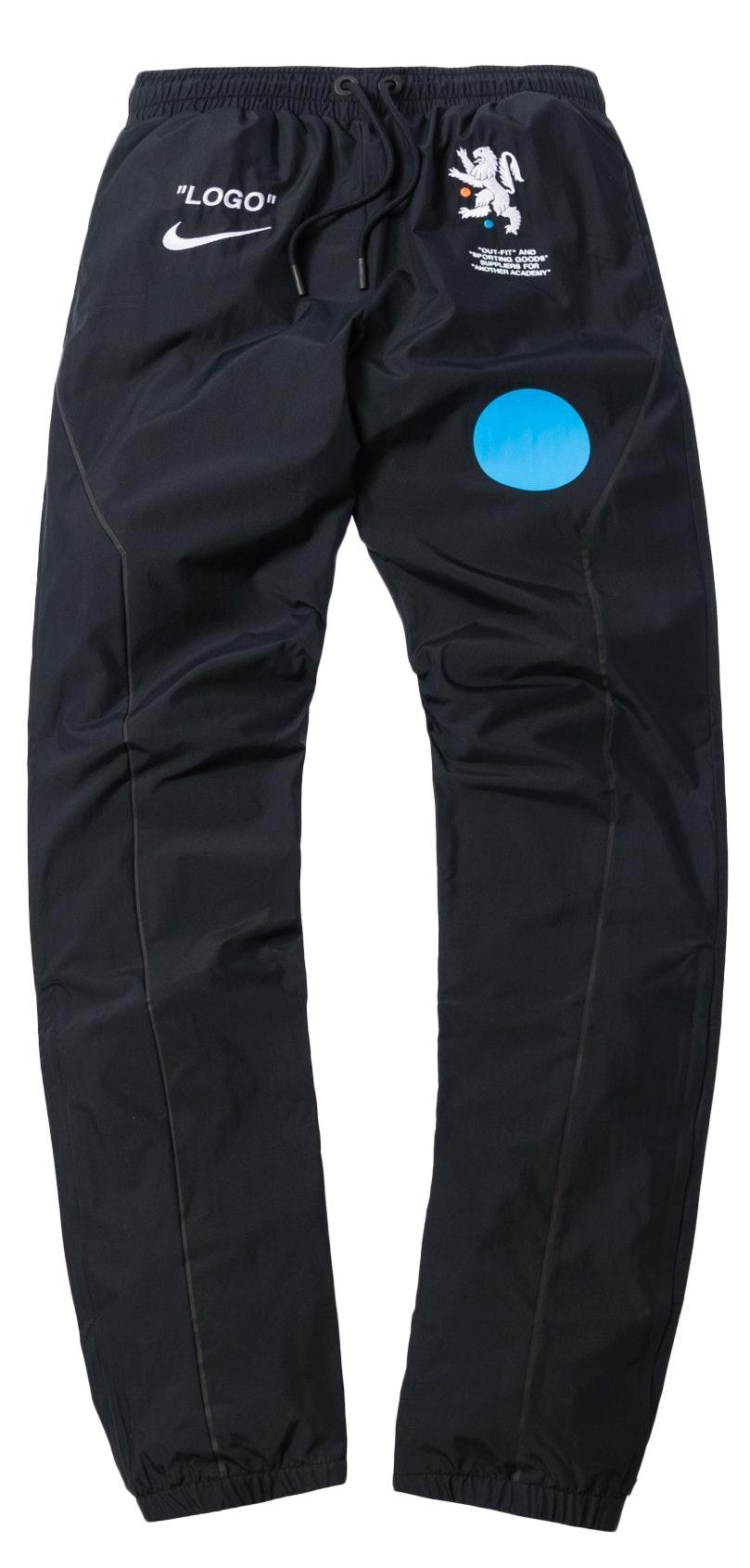 Nikelab x OFF-WHITE Mercurial NRG X FB Pant Black