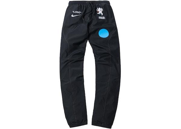 395f18e0 Nikelab x OFF-WHITE Mercurial NRG X FB Pant Black