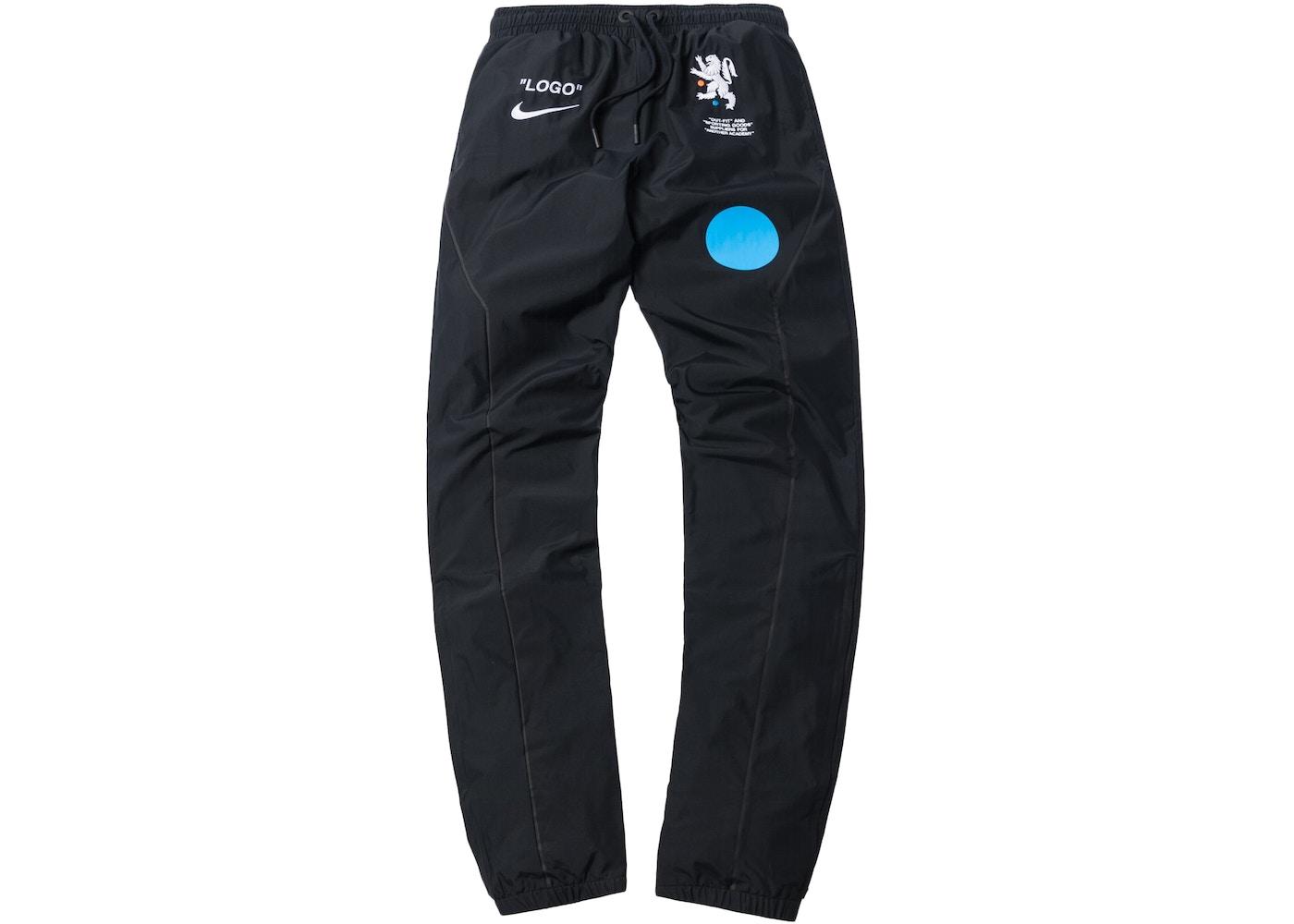 c0b233b0 Nikelab x OFF-WHITE Mercurial NRG X FB Pant Black - SS18