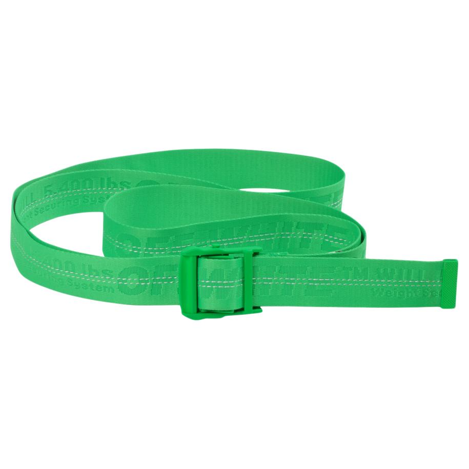 0e49bc70 Off-White Industrial Belt (Ss19) Brilliant Green | ModeSens