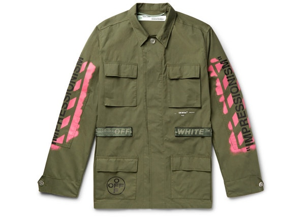 58c9bfddb OFF-WHITE Jackets - Buy & Sell Streetwear