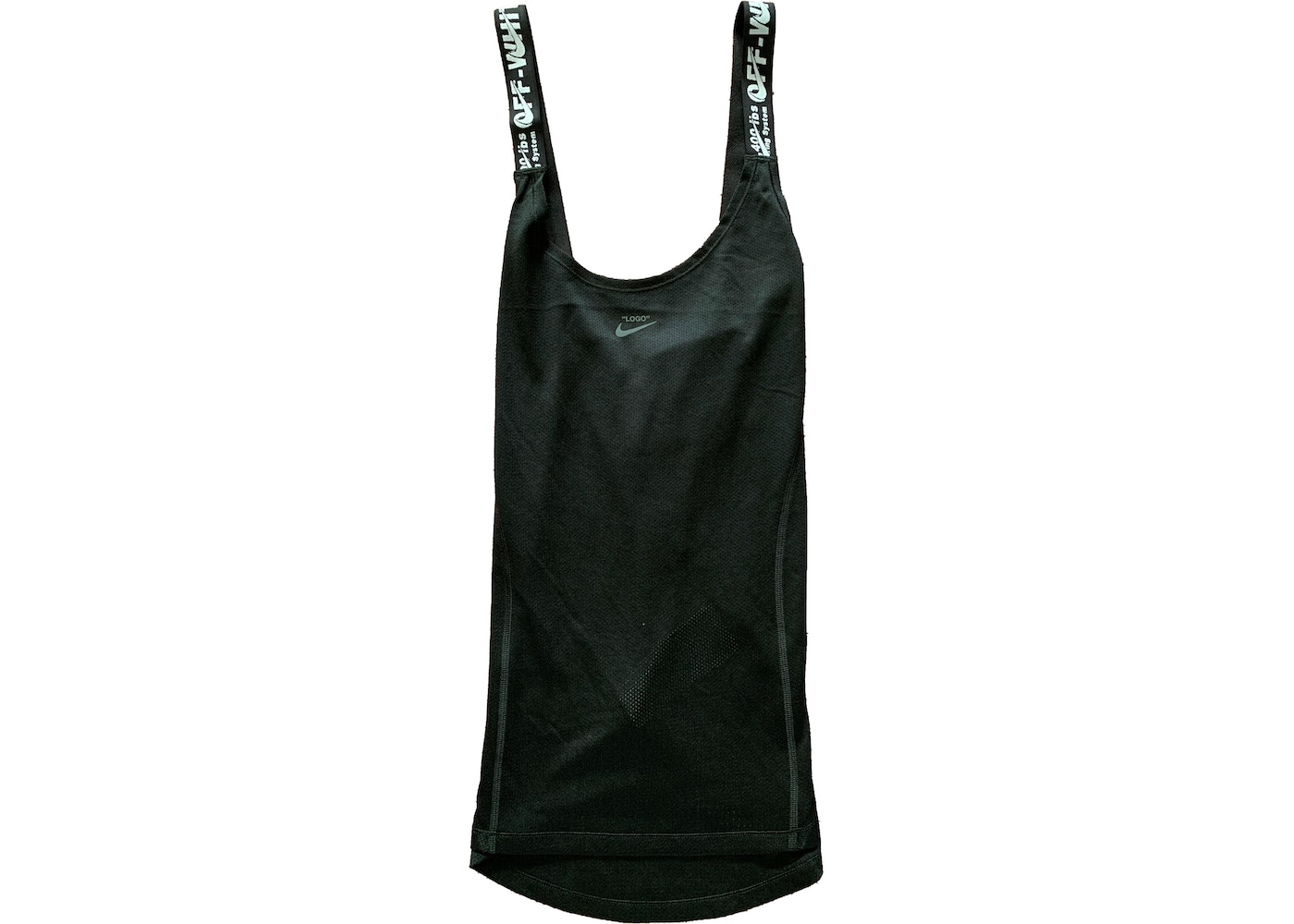 Hedendaags OFF-WHITE Nike Women's Tank Top Black - FW19 DQ-23