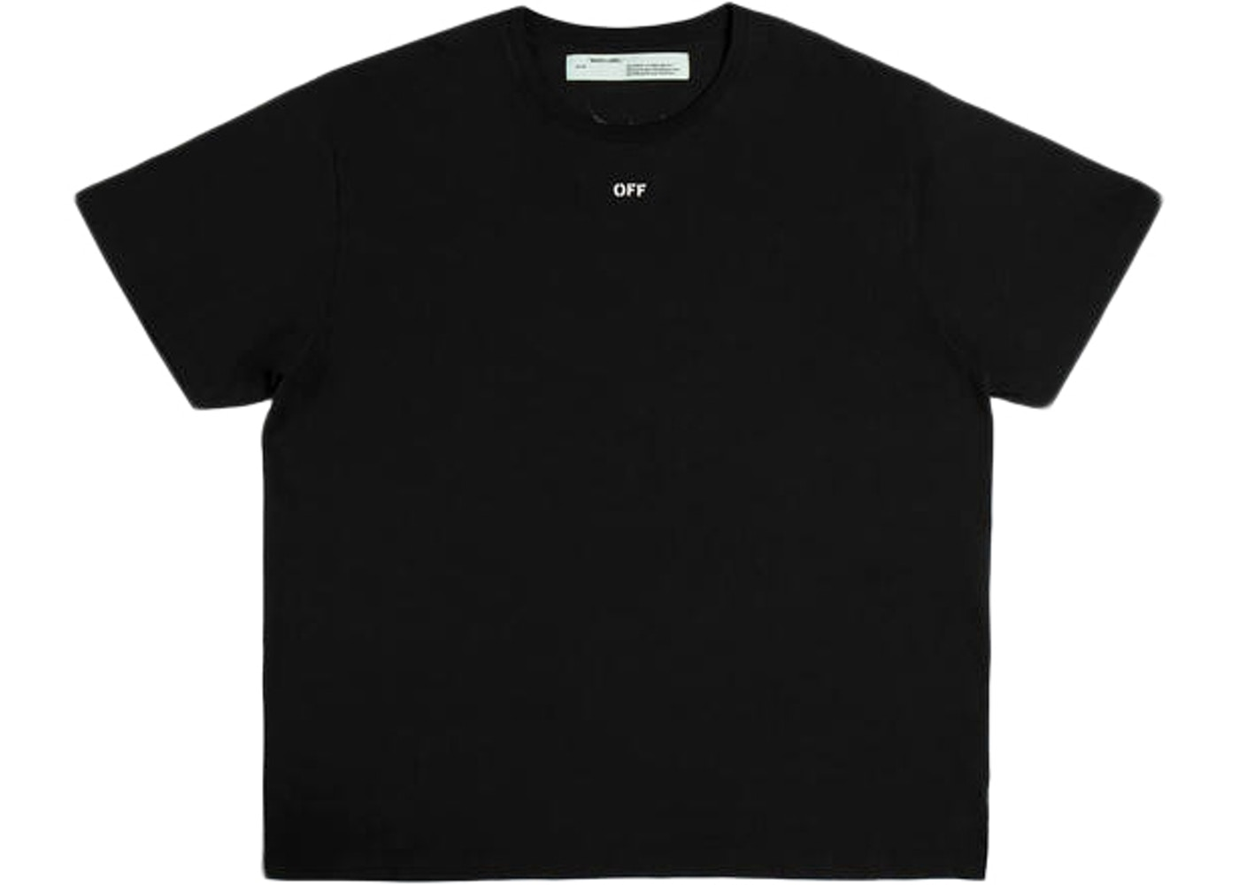 Off White Oversized Diag Skulls T Shirt Black/Multicolor by Stock X