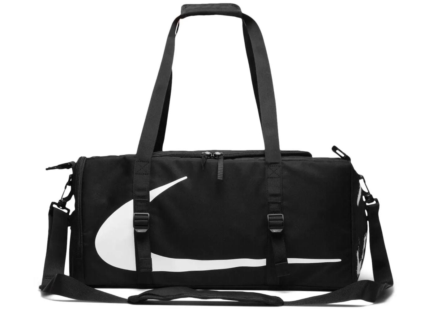verdadero negocio super especiales Estados Unidos OFF-WHITE x Nike Duffle/Waist Bag Combo Black - SS20