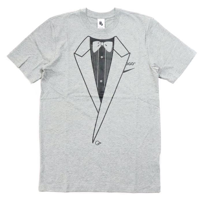 off white nike shirt