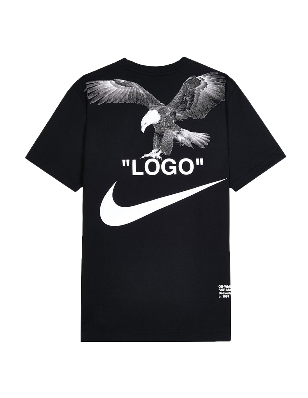 OFF-WHITE x Nike NRG A6 Tee Black
