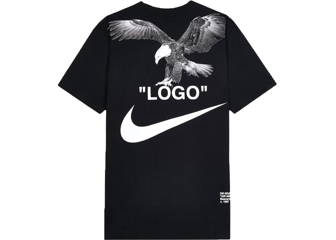 eaf6b7c8 OFF-WHITE x Nike NRG A6 Tee Black - FW18
