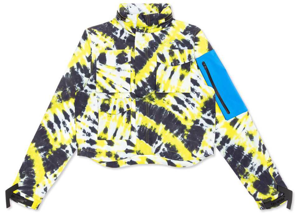 OFF-WHITE x Nike Women's NRG Jacket